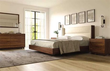 Copeland Furniture Sloane Bedroom Set CF1SLO02SET