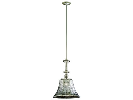 Corbett Lighting Argento Polished Nickel 15'' Wide Pendant Light CT10342