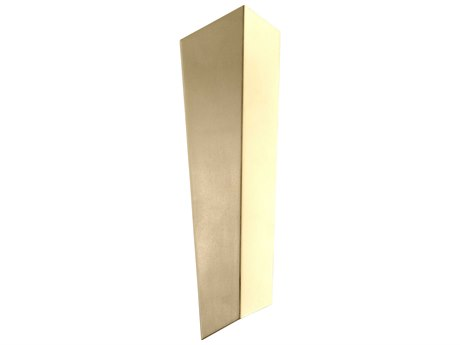 Corbett Lighting Vega Gold Leaf LED Wall Sconce