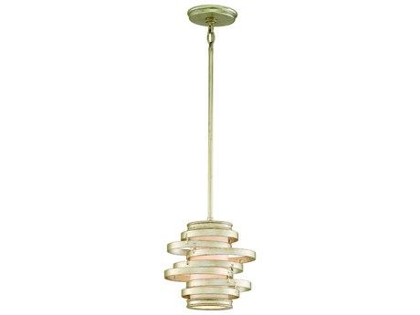 Corbett Lighting Vertigo Modern Silver  10'' Wide Incandescent Mini-Pendant Light CT12841