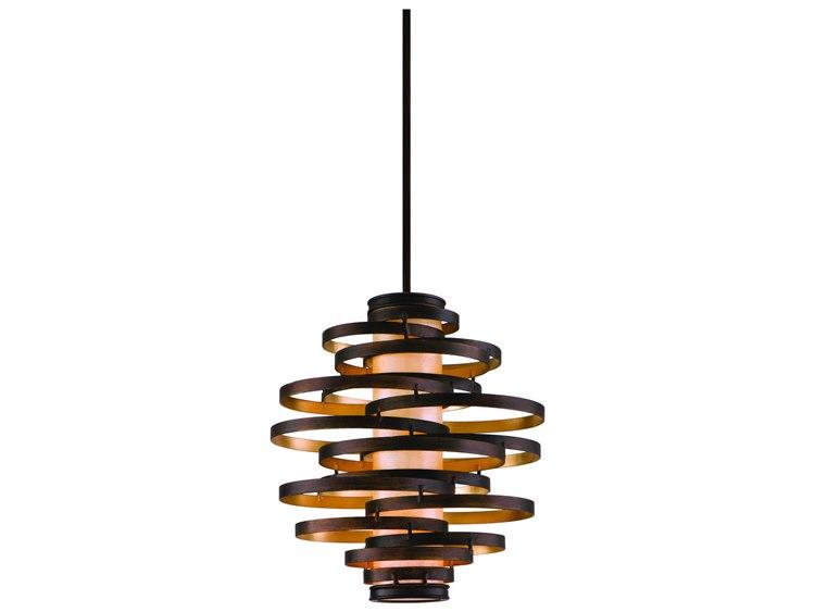 Corbett Lighting Vertigo Bronze Gold
