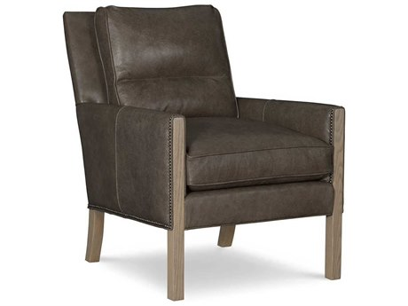 CR Laine Brantley Leather Accent Chair CRLL570505