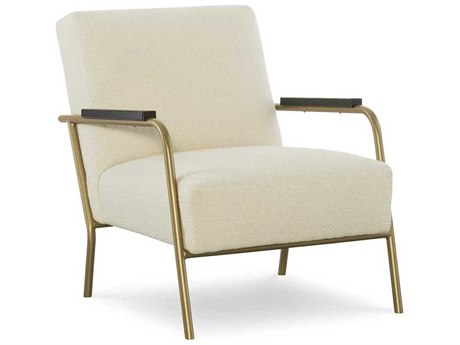 CR Laine Levi Accent Chair with Gold Base