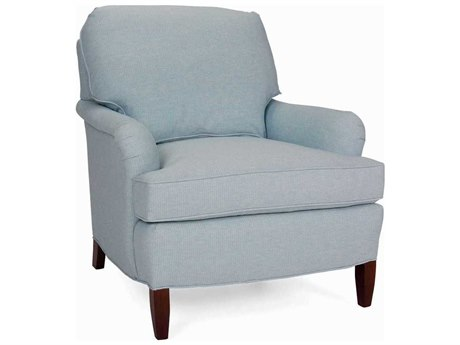 CR Laine Scout Accent Chair with Loose Knife Edge Back CRL175
