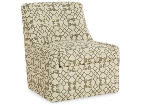 CR Laine Simon Swivel Accent Chair