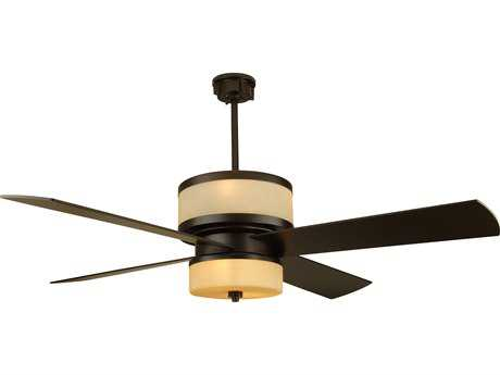 Craftmade Midoro Oiled Bronze Four-Light 56 Inch Wide Ceiling Fan CMMO56OB4