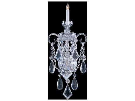 Crystorama Traditional Crystal Wall Sconce CRY1041