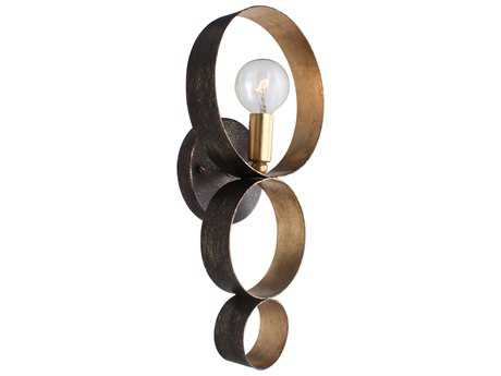 Crystorama Luna Wall Sconce