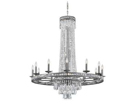 Crystorama Mercer 16-Light 43'' Wide Grand Chandelier CRY5269