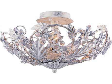 Crystorama Paris Market Six-Light Semi-Flush Mount Light CRY5316