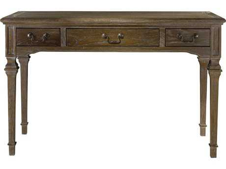 Curations Limited Arlington Weathered Gray Oak Desk CLD88340007