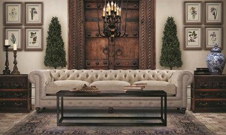 Curations Limited Britania Living Room Set