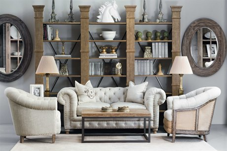 Curations Limited Britania Living Room Set CLD88320001MSET2