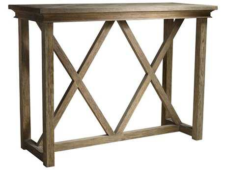 Curations Limited Chateau Natural Oak Bar Island CLD88310011