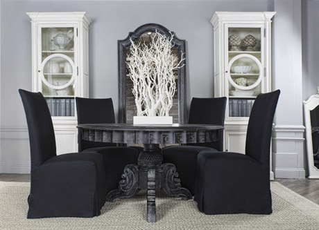 Curations Limited French Dining Set CLD88310001LE887SET1