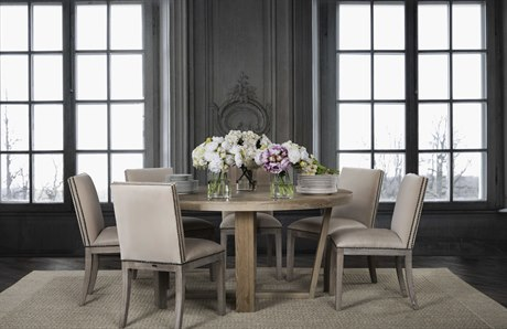 Curations Limited Turin Dining Set CLD88310030LE887SET1