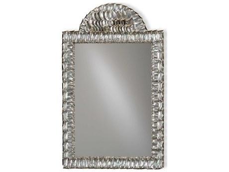 Currey & Company Abalone 21'' x 34'' Wall Mirror CY1325