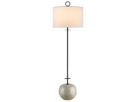 Currey & Company Atlas Blacksmith Console Table Lamp