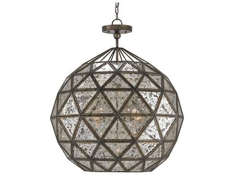 Currey & Company Buckminster Six-Light Pendant Light CY9436