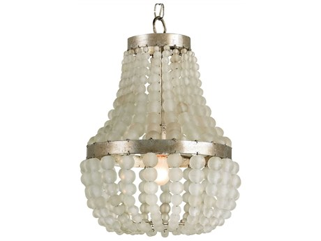 Currey & Company Chanteuse Silver 13'' Wide Mini Chandelier CY9203