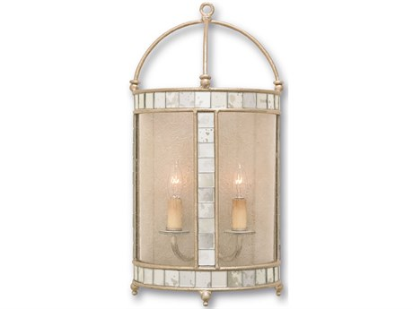Currey & Company Corsica Two Light Wall Sconce CY5032