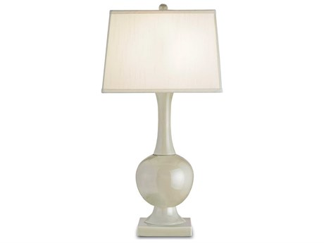 Currey & Company Pale Celadon Downton Table Lamp CY6495