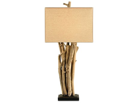 Currey & Company Driftwood Table Lamp CY6344