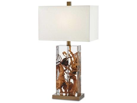Currey & Company Durban Natural Table Lamp