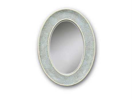 Currey & Company Eos 23'' x 31'' Wall Mirror CY1009