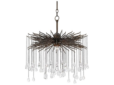Currey and Company Fen Cupertino 20.5'' Wide Pendant Light CY90000198