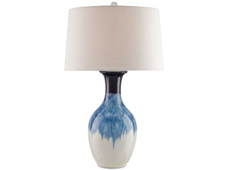 Currey & Company Fete Cobalt Table Lamp CY6226