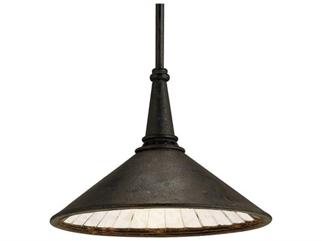 Currey & Company Currey In A Hurry Manuscript Pendant Light CY9056