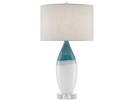 Currey & Company Julien White Table Lamp CY60000063