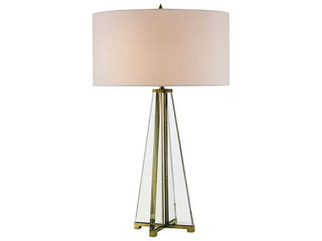 Currey & Company Lamont Two-Light Table Lamp