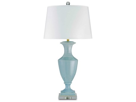 Currey & Company Blue Timeless Table Lamp CY6487