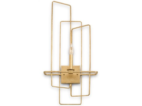 Currey & Company Metro Left Wall Sconce