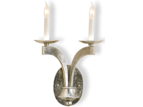 Currey & Company Currey In A Hurry Venus Two Light Wall Sconce CY5022