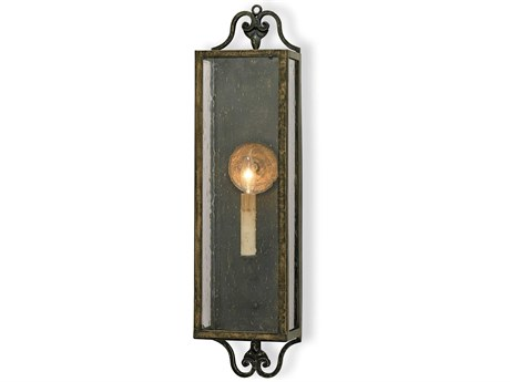 Currey & Company Currey In A Hurry Wolverton Wall Sconce CY5030