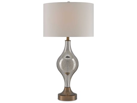 Currey & Company Tara Coffee Bronze Table Lamp CY6889