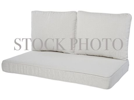 Woodard Delphi Loveseat Replacement Cushions