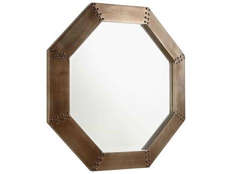 Cyan Design Silver 28'' Wide Octagon Wall Mirror