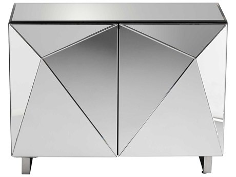 Cyan Design Adel Clear 40''L x 18.5''W Rectangular Accent Cabinet C307897