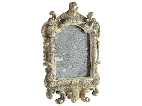 Cyan Design Adelina Rustic 12.5''W x 19''H Wall Mirror C307874