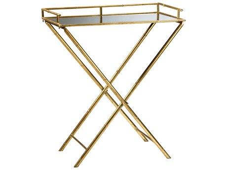 Cyan Design 28 x 16 Rectangular Bamboo Tray Table C304445
