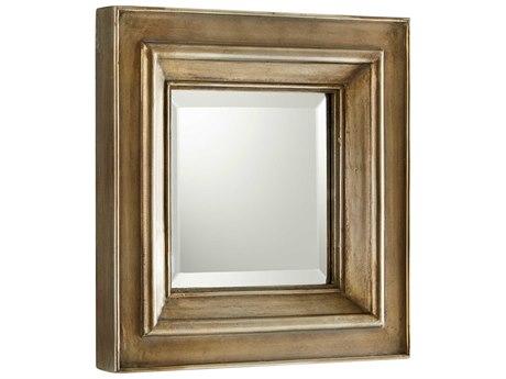 Cyan Design Barclay Silver Oxide 18'' Wide Square Wall Mirror C307914