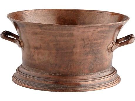 Cyan Design Cavalli Old Vintage Copper Container