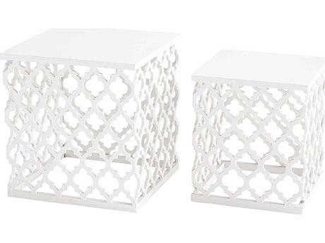 Cyan Design 19.5 Square Cosmopolitan End Table C306660
