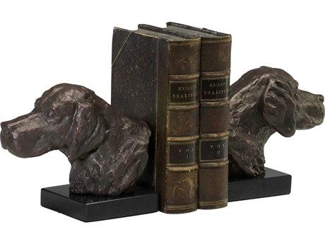 Cyan Design Bronze Hound Dog Book End C302847