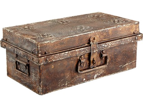 Cyan Design Excalibur Rustic Large Container C307875