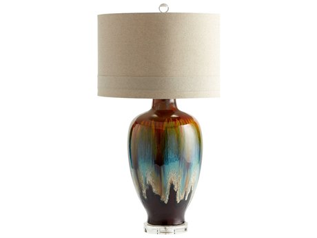 Cyan Design Hayes Brown Table Lamp C305574